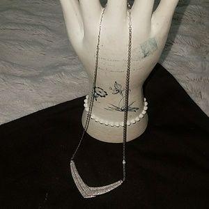 Authentic Diamond necklace